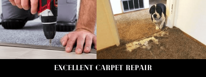 Excellent Carpet Repair Service